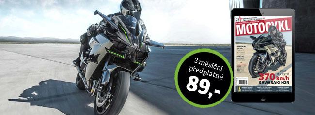 predplatné motocykl